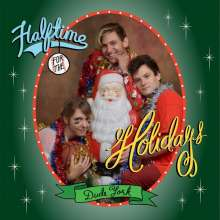 Dude York: Halftime For The Holidays, CD