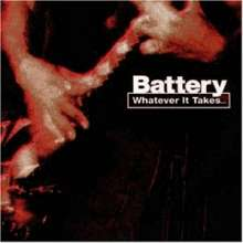 Battery: Whatever It Takes, CD