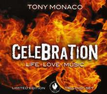 Tony Monaco (geb. 1959): Celebration: Life Love Music, 2 CDs