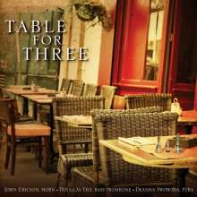 Table For Three, CD