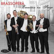 Brassopera - Emotion on Stage, CD
