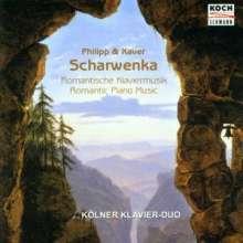 Kölner Klavier-Duo - 4-Händiges der Brüder Scharwenka, CD