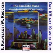 Felix Mendelssohn Bartholdy (1809-1847): The Romantic Piano, CD