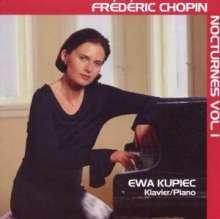 Frederic Chopin (1810-1849): Nocturnes Vol.1, CD
