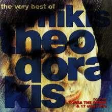 Mikis Theodorakis: The Very Best, CD