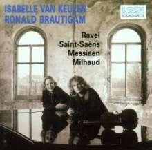 Isabelle van Keulen,Violine, CD