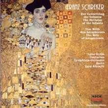 Franz Schreker (1878-1934): Das Weib des Intaphernes (Melodram), CD