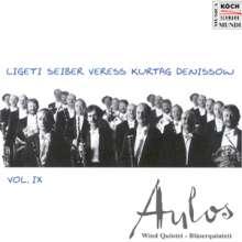 Aulos Bläserquintett, CD
