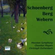 Houston Symphony Chamber Players, CD
