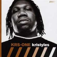 KRS-One: Kristyles, CD