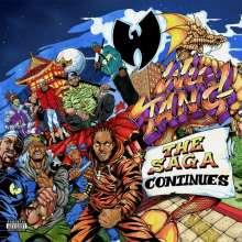 Wu-Tang Clan: The Saga Continues, CD