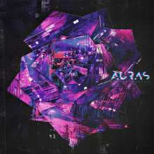Auras: Binary Garden, CD