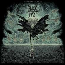 Black Fast: Spectre Of Ruin, CD
