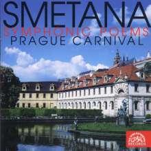 Bedrich Smetana (1824-1884): Symphonische Dichtungen, CD