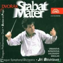Antonin Dvorak (1841-1904): Stabat Mater op.58, CD