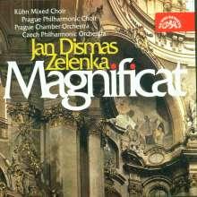 Jan Dismas Zelenka (1679-1745): Litaniae Omnium sanctorum, CD