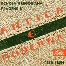 Petr Eben (1929-2007): Suita liturgica, CD