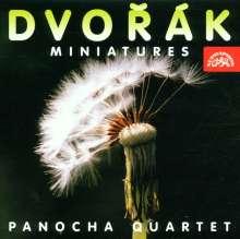 Antonin Dvorak (1841-1904): Miniaturen, CD