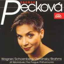 Dagmar Peckova singt Lieder, CD