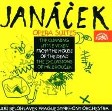Leos Janacek (1854-1928): Suiten aus Opern, CD