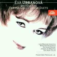 Eva Urbanova & Guests - Famous Czech Opera Duets, CD