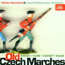 Alte Tschechische Märsche, CD