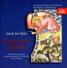Jan Jakub Ryba (1765-1815): Tschechische Weihnachtsmesse, CD