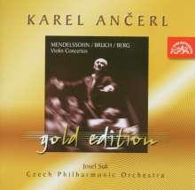 Karel Ancerl Gold Edition Vol.3, CD