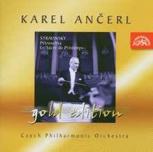 Karel Ancerl Gold Edition Vol.5, CD