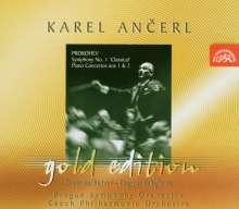 Karel Ancerl Gold Edition Vol.10, CD