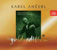 Karel Ancerl Gold Edition Vol.23, CD