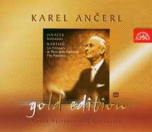 Karel Ancerl Gold Edition Vol.24, CD