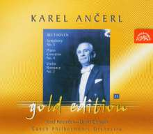 Karel Ancerl Gold Edition Vol.25, CD