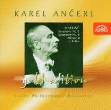 Karel Ancerl Gold Edition Vol.34, CD