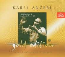 Karel Ancerl Gold Edition Vol.39, CD