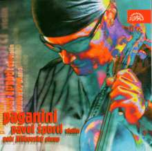 Niccolo Paganini (1782-1840): Werke für Violine & Klavier, CD
