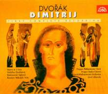 Antonin Dvorak (1841-1904): Dimitrij, 3 CDs
