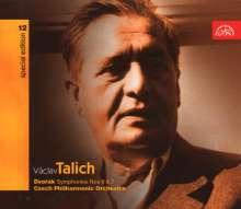 Vaclav Talich Edition Vol.12, CD