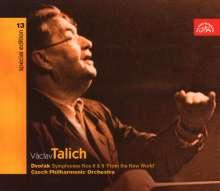 Vaclav Talich Edition Vol.13, CD
