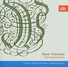 Pavel Vranicky (1756-1808): Symphonien, 2 CDs