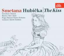 Bedrich Smetana (1824-1884): Der Kuss, 2 CDs