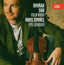 Antonin Dvorak (1841-1904): Sonate f.Violine & Klavier op.57, CD