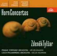 Zdenek Tylsar spielt Hornkonzerte, CD