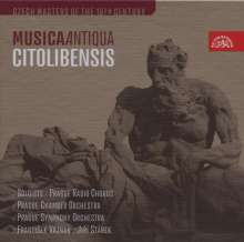 Musica Antiqua Citolibensis (Czech Masters of the 18th Century), 4 CDs