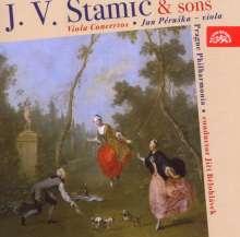 Anton Stamitz (1754-1809): Violakonzert B-Dur, CD
