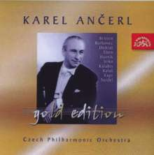 Karel Ancerl Gold Edition Vol.43, 4 CDs