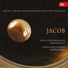 Vaclav Gunther Jacob (1685-1734): Missa Dei Filii (1725), CD