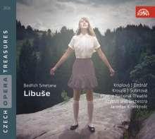 Bedrich Smetana (1824-1884): Libuse, 2 CDs