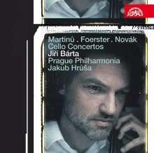 Bohuslav Martinu (1890-1959): Cellokonzert Nr.1, CD