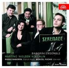 Charles Koechlin (1867-1950): Les Confidences d'un Joueur de Clarinette op.141, CD